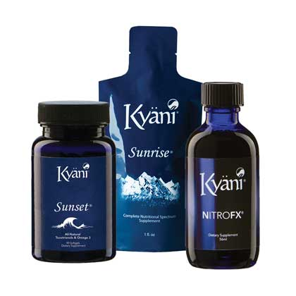 Kyani Nitro FX Triangle of Health Pack