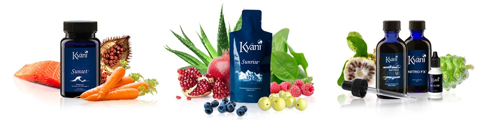 Kyani USA & Canada Nutritional Products