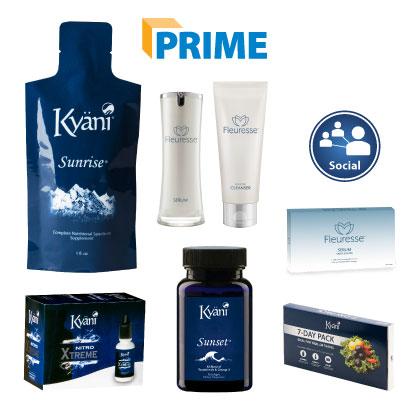 Kyäni Skin Care Marketing Pack