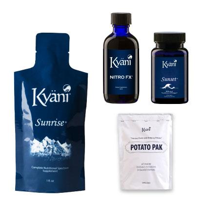 Kyani Nitro FX Triangle of Health Pack