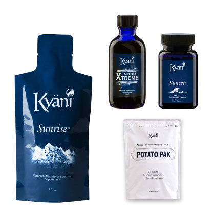 Kyani Nitro Xtreme Triangle of Health Pack