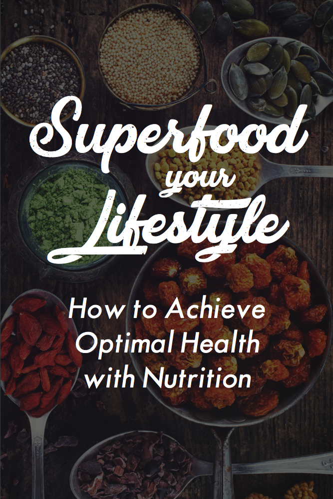 Superfood Your Lifestyle Kyani Team Genesis eBook