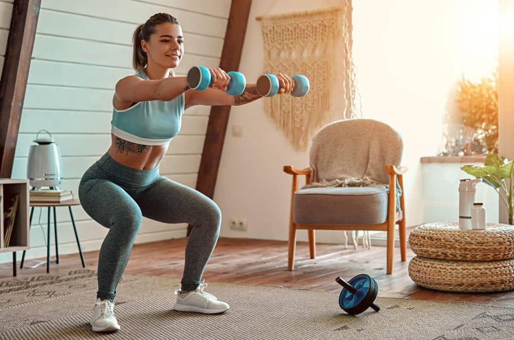 Exercise can boost the robustness of the gut microbiome.