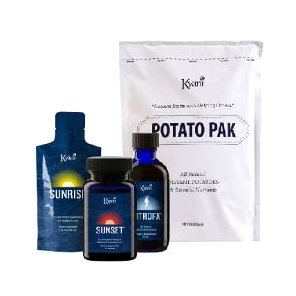 Kyani Nitro FX Triangle of Health Pack with Potato Pak