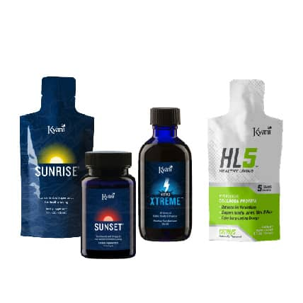 Kyani Nitro Xtreme Triangle of Health Pack with HL5