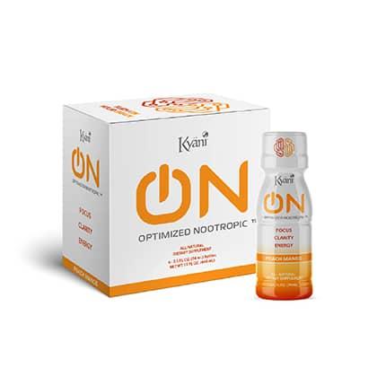 Kyani NooTropics – Peach Mango 6 Pack